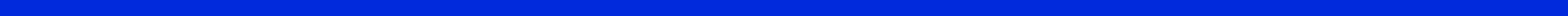 Blue Divider Bar