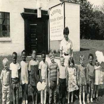 Nathaniel Mission, 1969, Lexington, KY